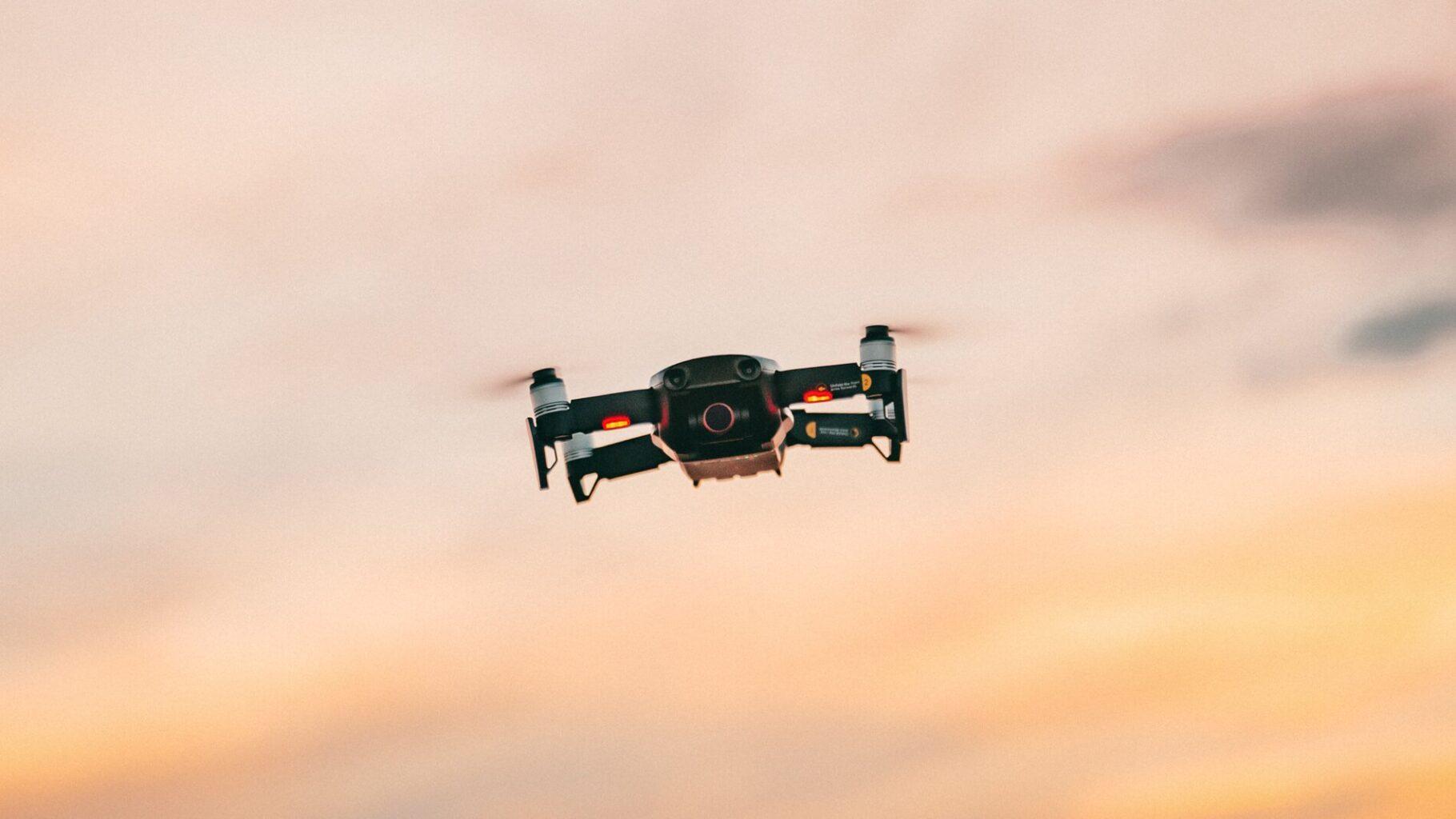 Drone para viagem