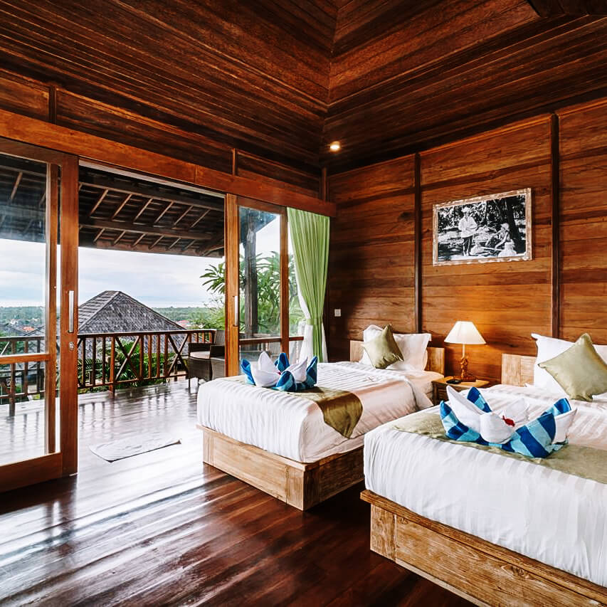 Onde ficar em Nusa Lembongan - Jengalla