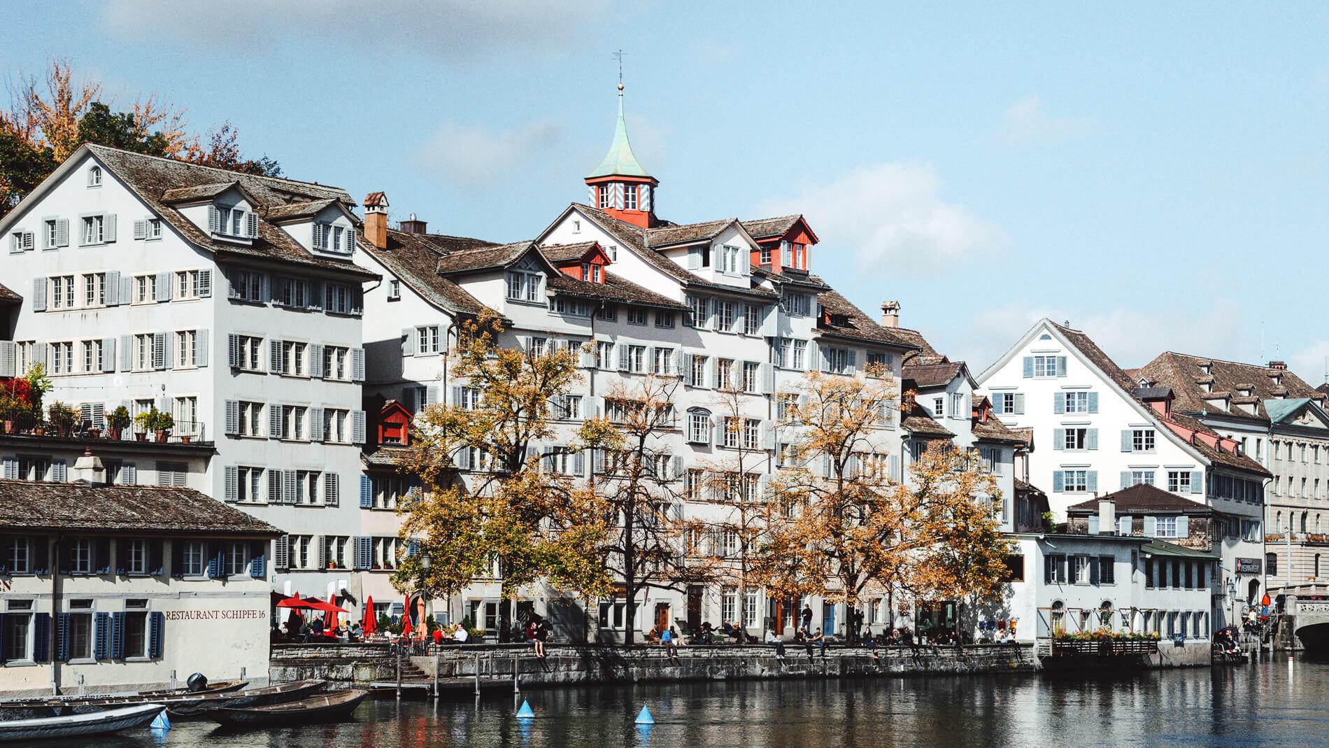 Roteiro de um dia Zurique, Suíça