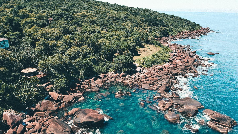 Airbnb praia litoral são paulo sp 9