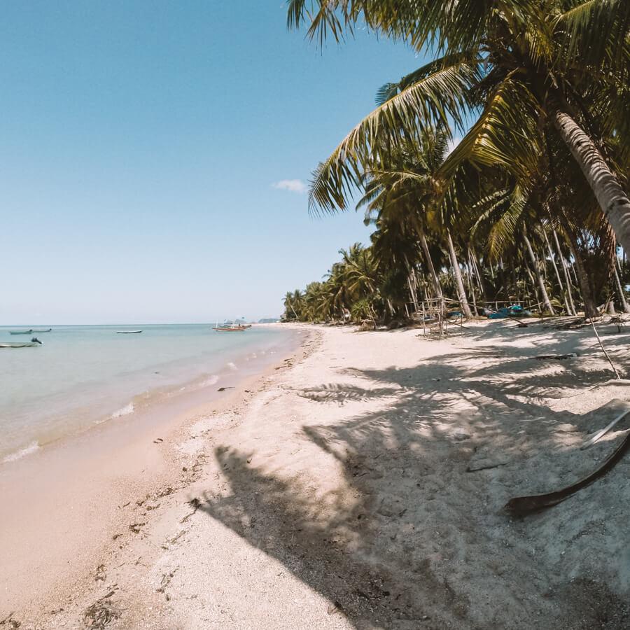 roteiro tailandia - koh phangan praia deserta