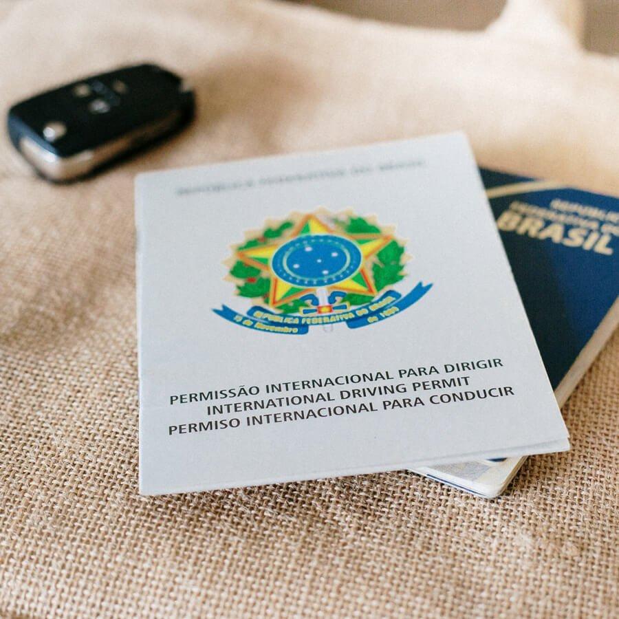 Como planejar viagem internacional: Permissão internacional para dirigir