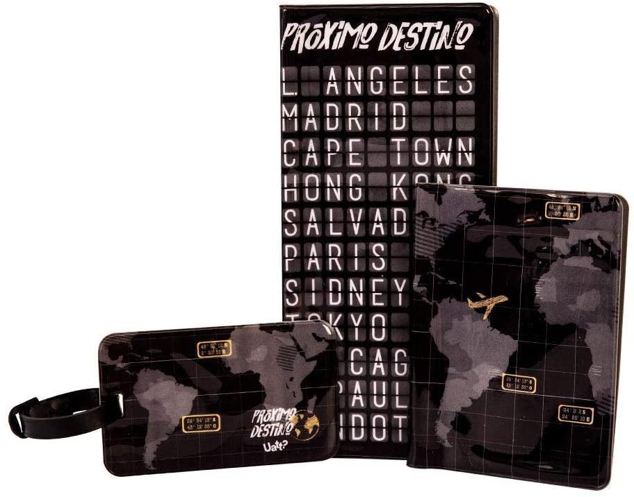 presente para viajantes - presente para quem gosta de viajar - capa para passaporte