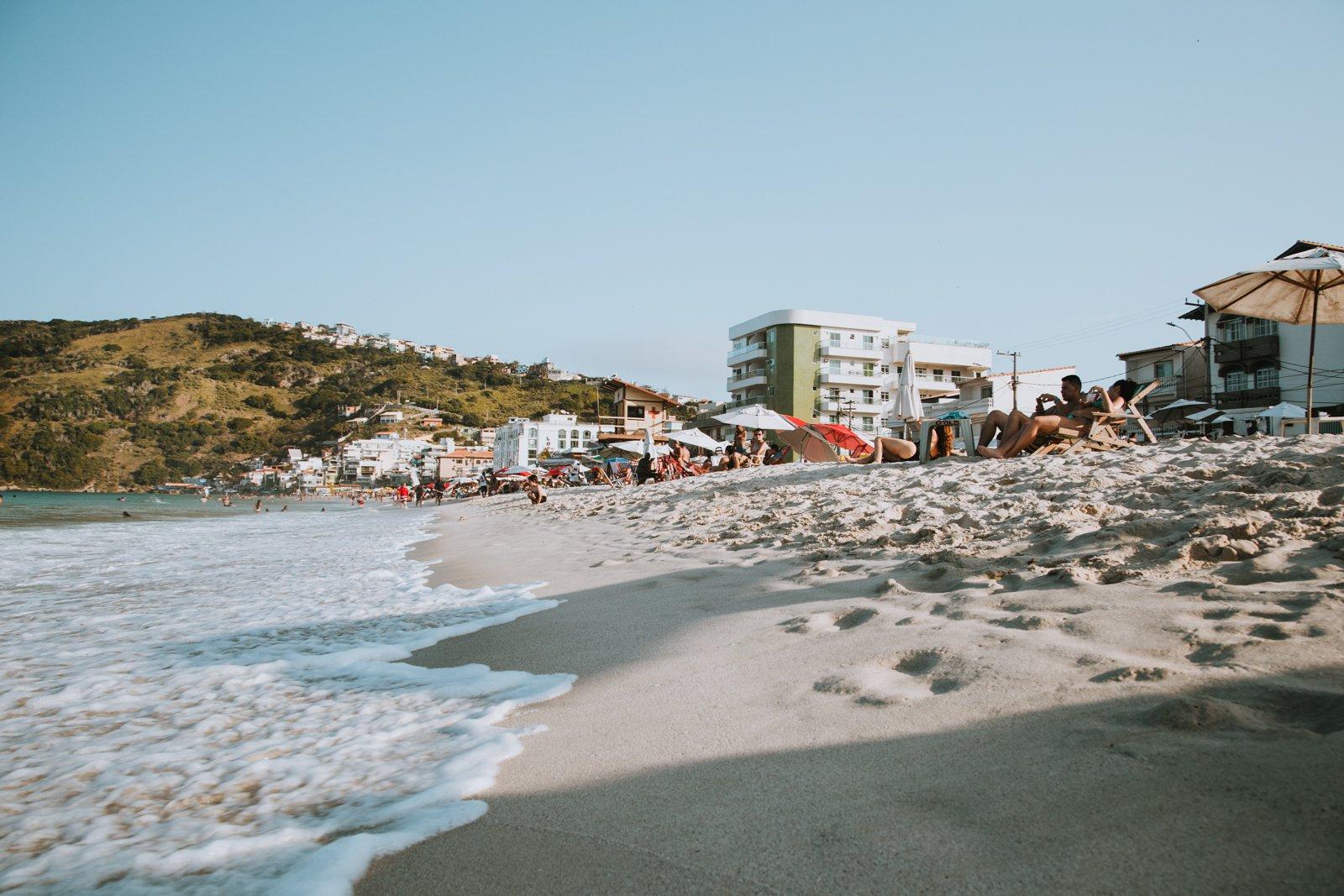 Melhores praias de arraial do cabo: prainha