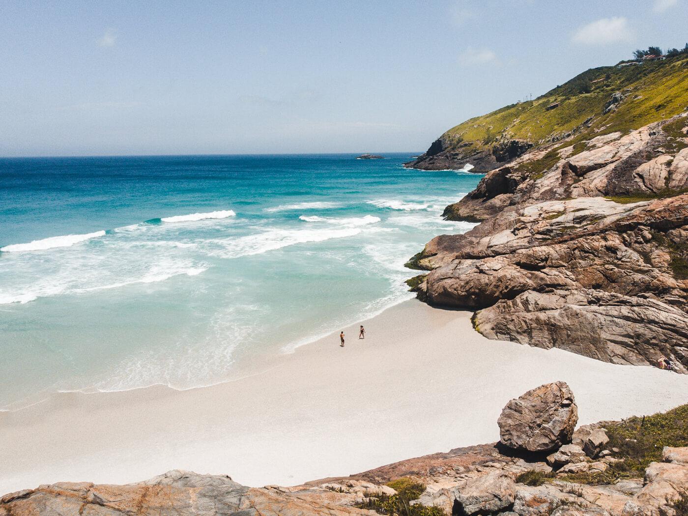 Arraial do Cabo: Praia Brava