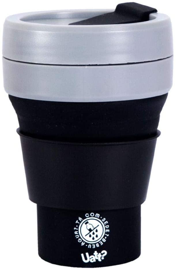 presente para viajantes - presente para quem gosta de viajar - copo reutilizavel