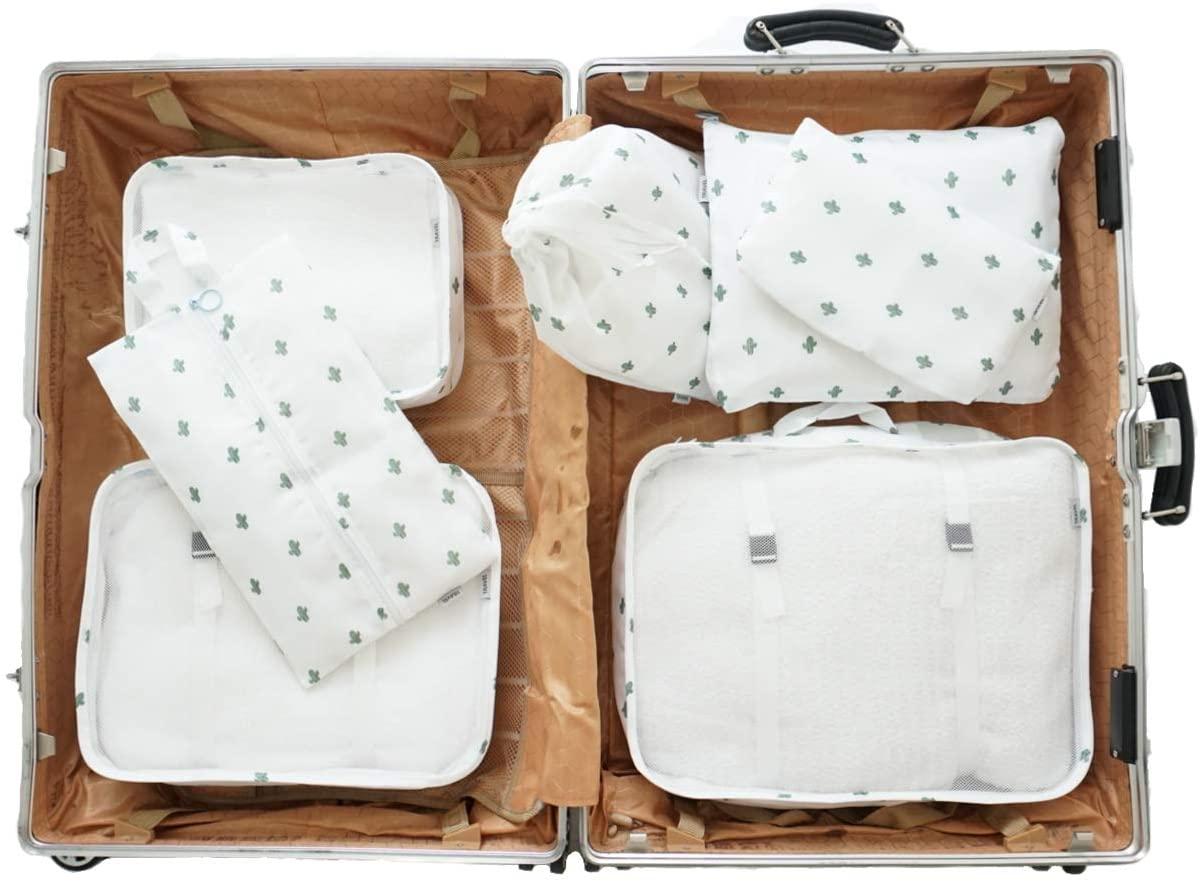 presente para viajantes - presente para quem gosta de viajar - kit organizador de mala