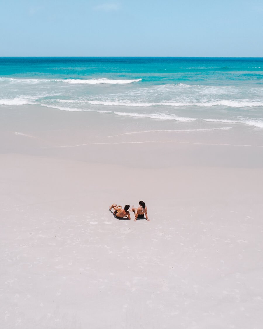 Arraial do Cabo - o que fazer - Praia Brava