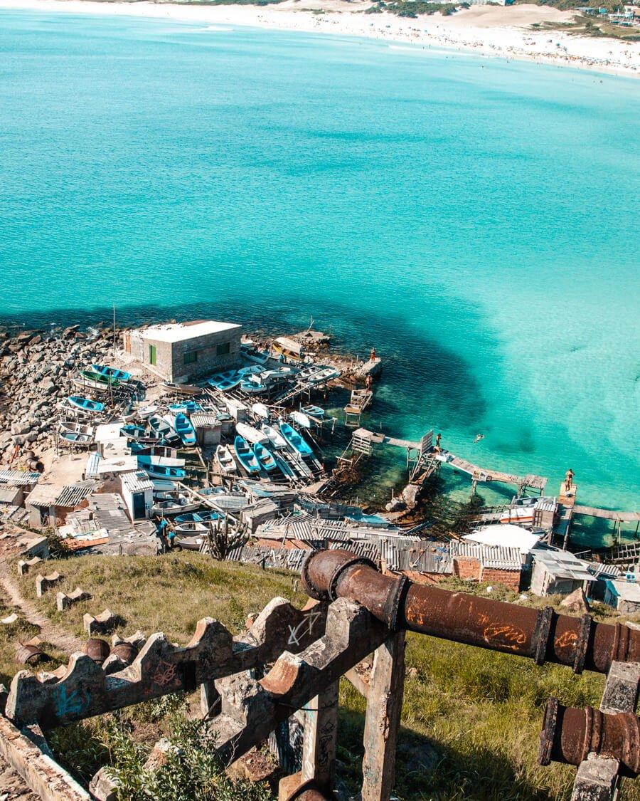 Deck dos Pescadores, Arraial do Cabo
