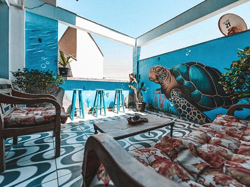 Canto da Praia Beach Hostel - onde ficar em Arraial do Cabo