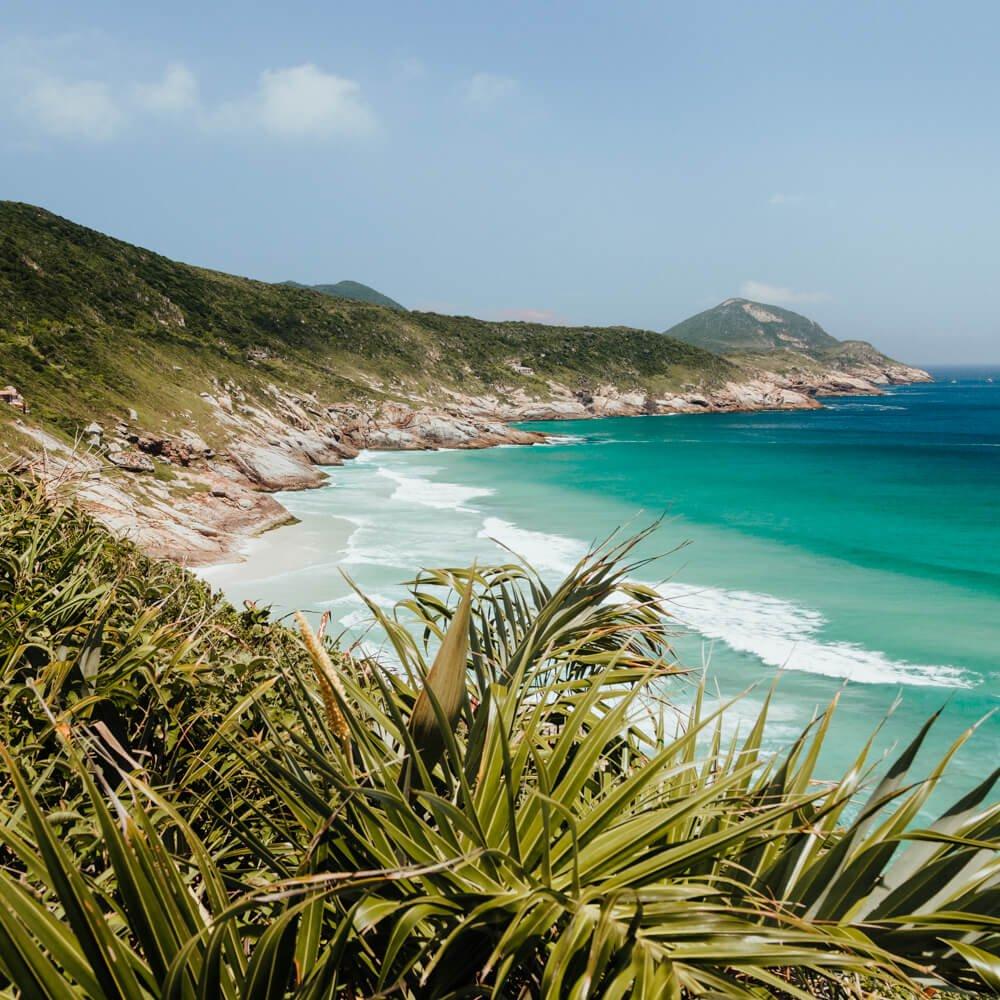 Praia Brava, Arraial do Cabo