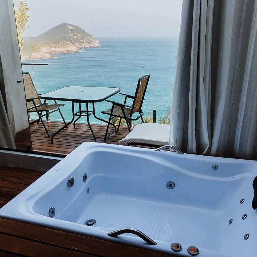 Pousada Vista Turquesa | Foto divulgação Booking - Praia Brava