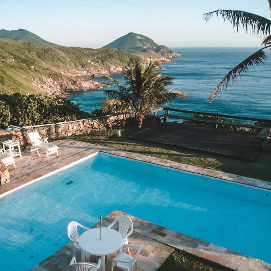 Casa do Pontal | Foto Divulgação Airbnb - Praia Brava, Arraial do Cabo