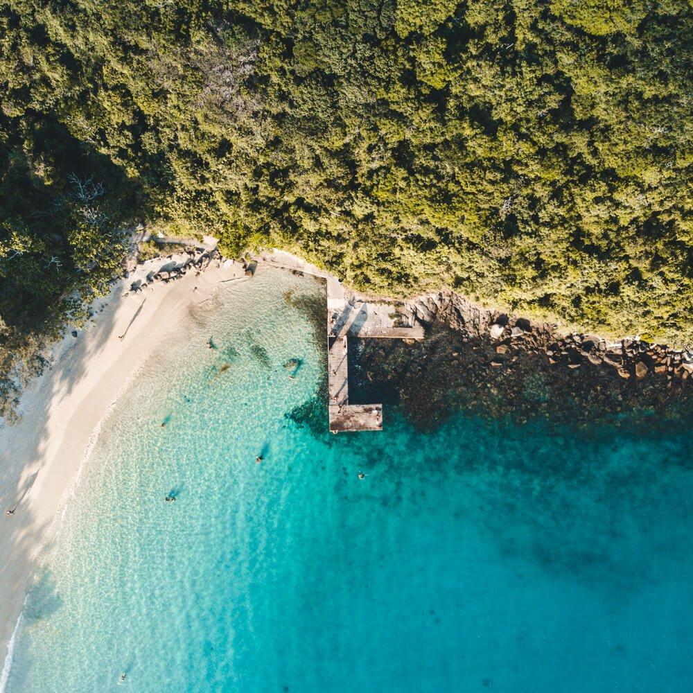 Praia do Forno, Arraial do Cabo - Deck