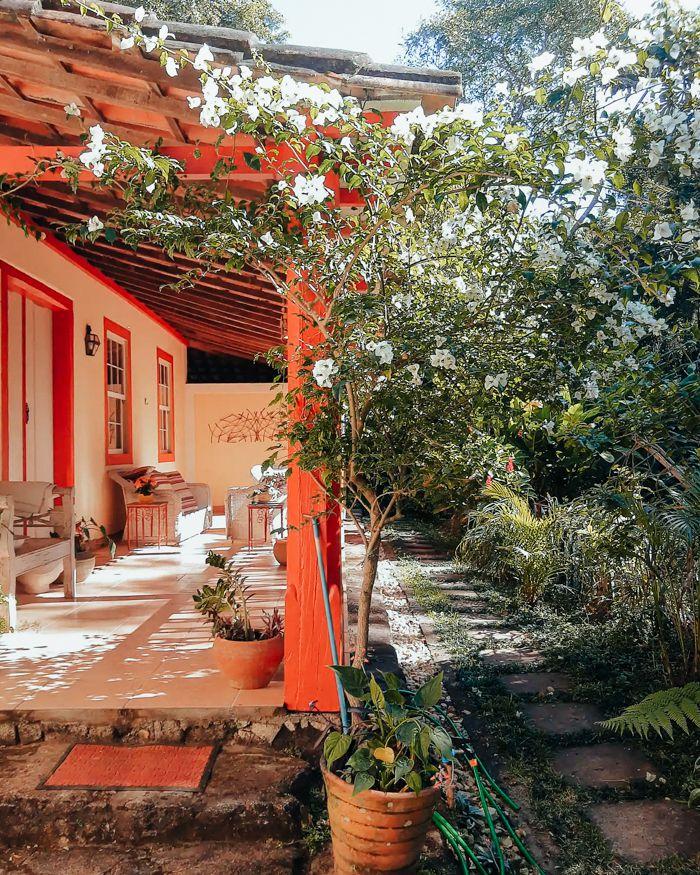 Airbnb Tiradentes MG - Casa Amarela   Foto: airbnb