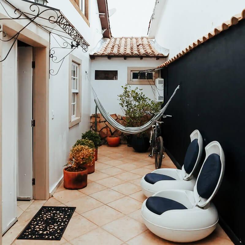 Airbnb Tiradentes MG - Casa Bemvinda