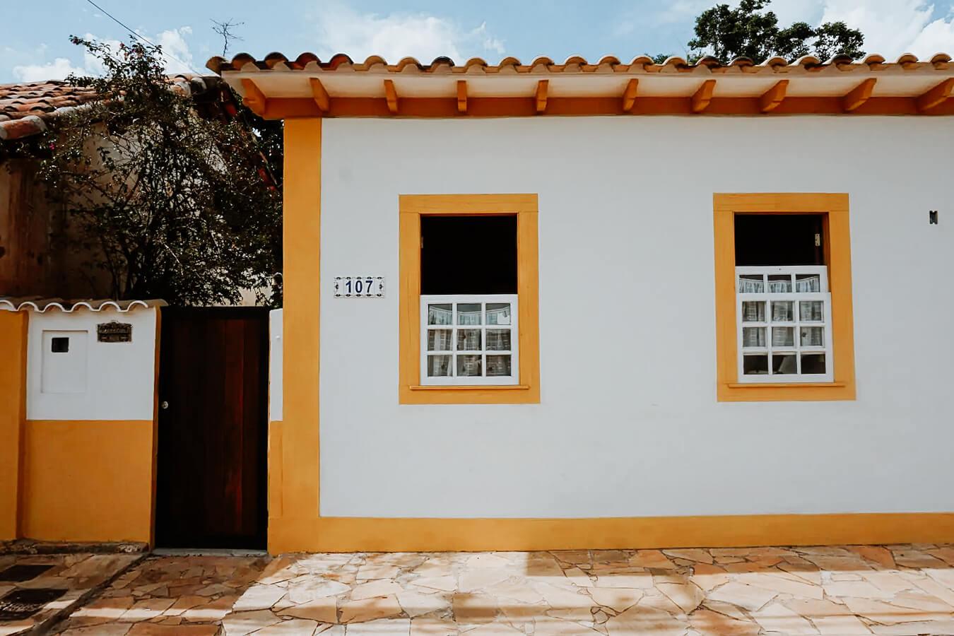 Airbnb Tiradentes: Casinha de Roça no Centro