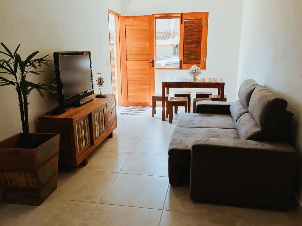 Confortável Sobrado em Tiradentes   Foto: airbnb