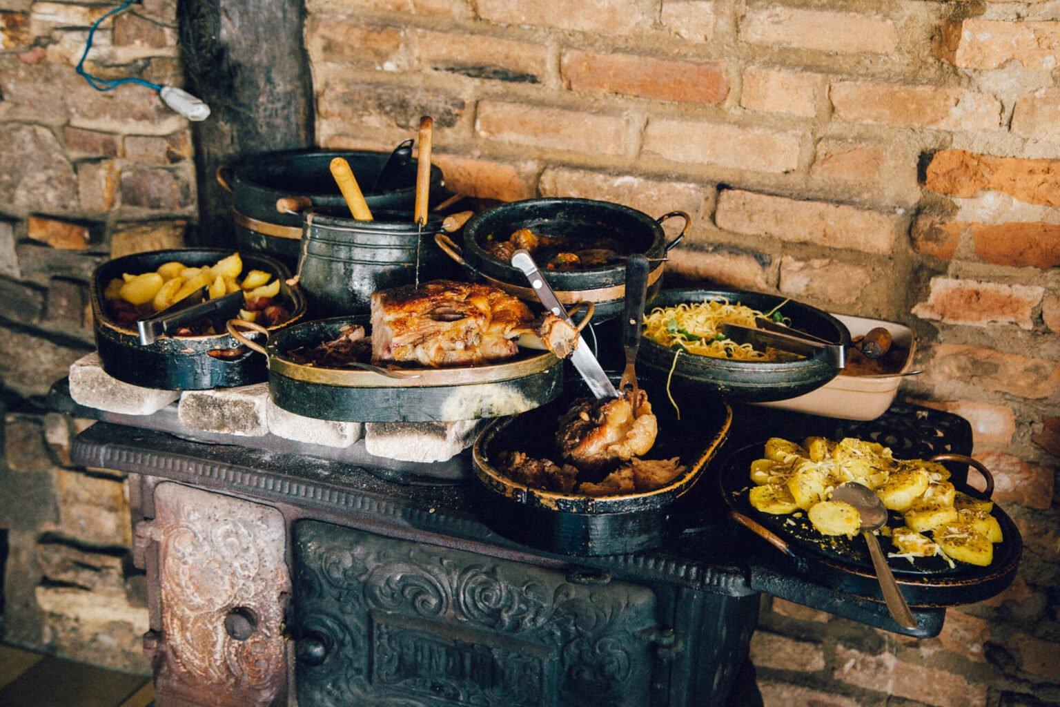 Carrancas MG - Onde comer - restaurantes