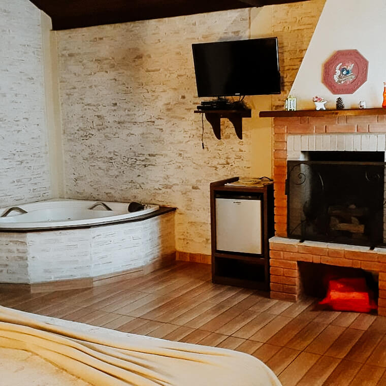 Pousada Encanto da Serra | Crédito Booking - Monte Verde MG