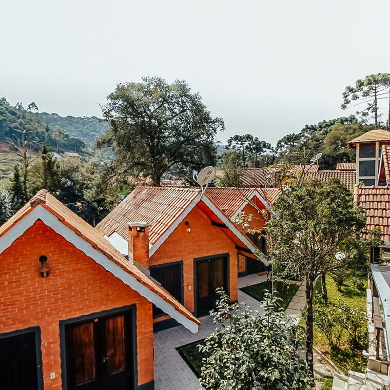 Pousada Sol Nascente | Crédito Booking - Monte Verde MG
