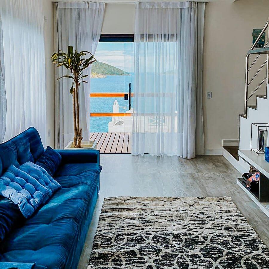 Casa Calisto - interior do airbnb