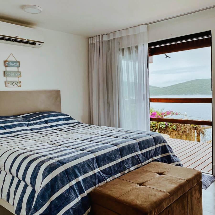 Casa Calisto - Airbnb em Arraial do Cabo - quarto da casa