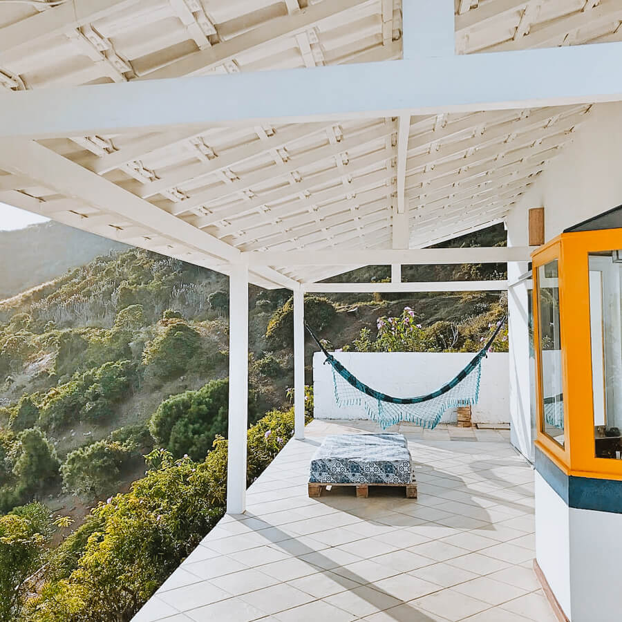 Airbnb em Arraial do Cabo - rede