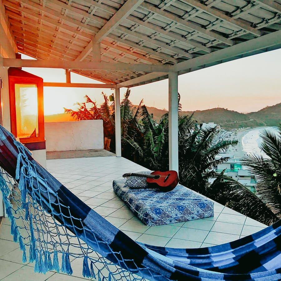 Airbnb em Arraial do Cabo - por do sol