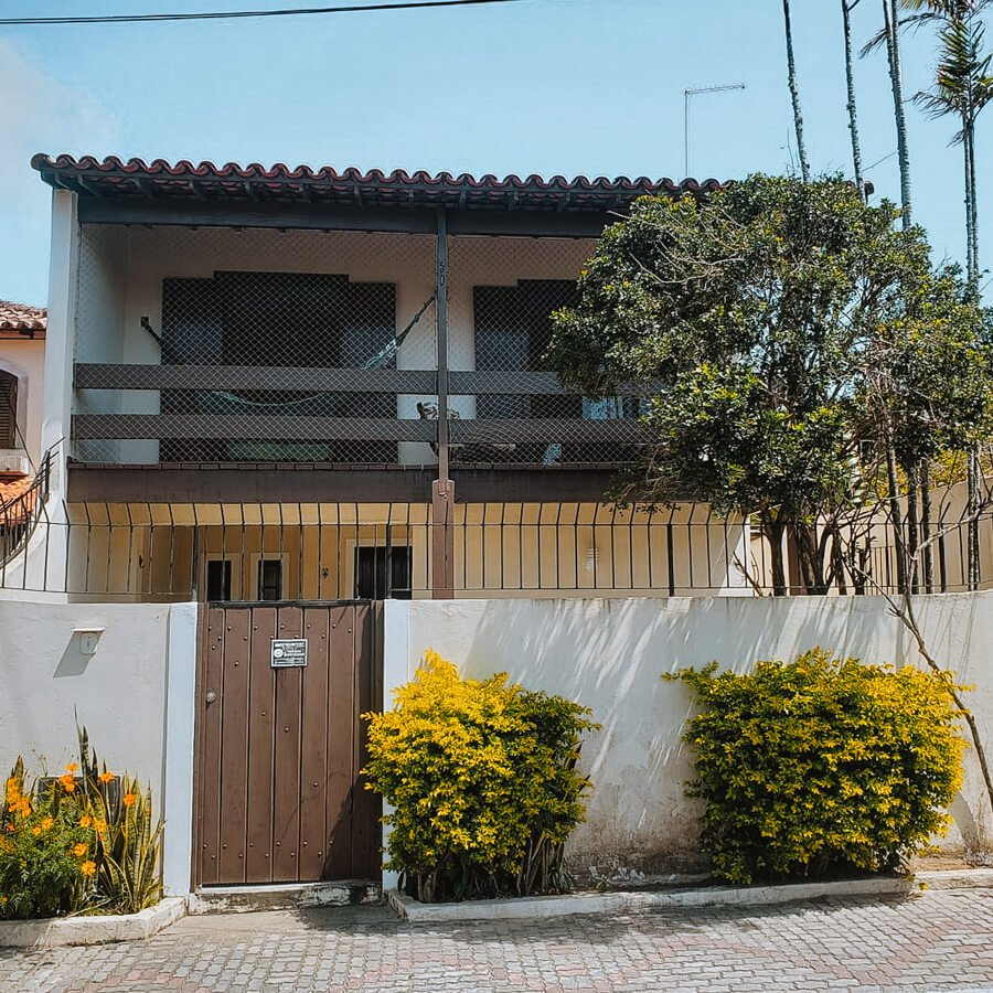 Casa espaçosa - foto externa - airbnb arraial do cabo