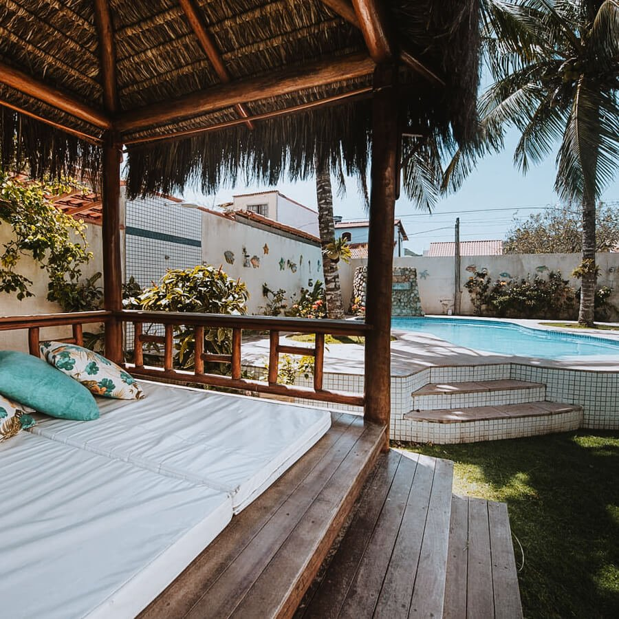 casa chain - airbnb arraial do cabo
