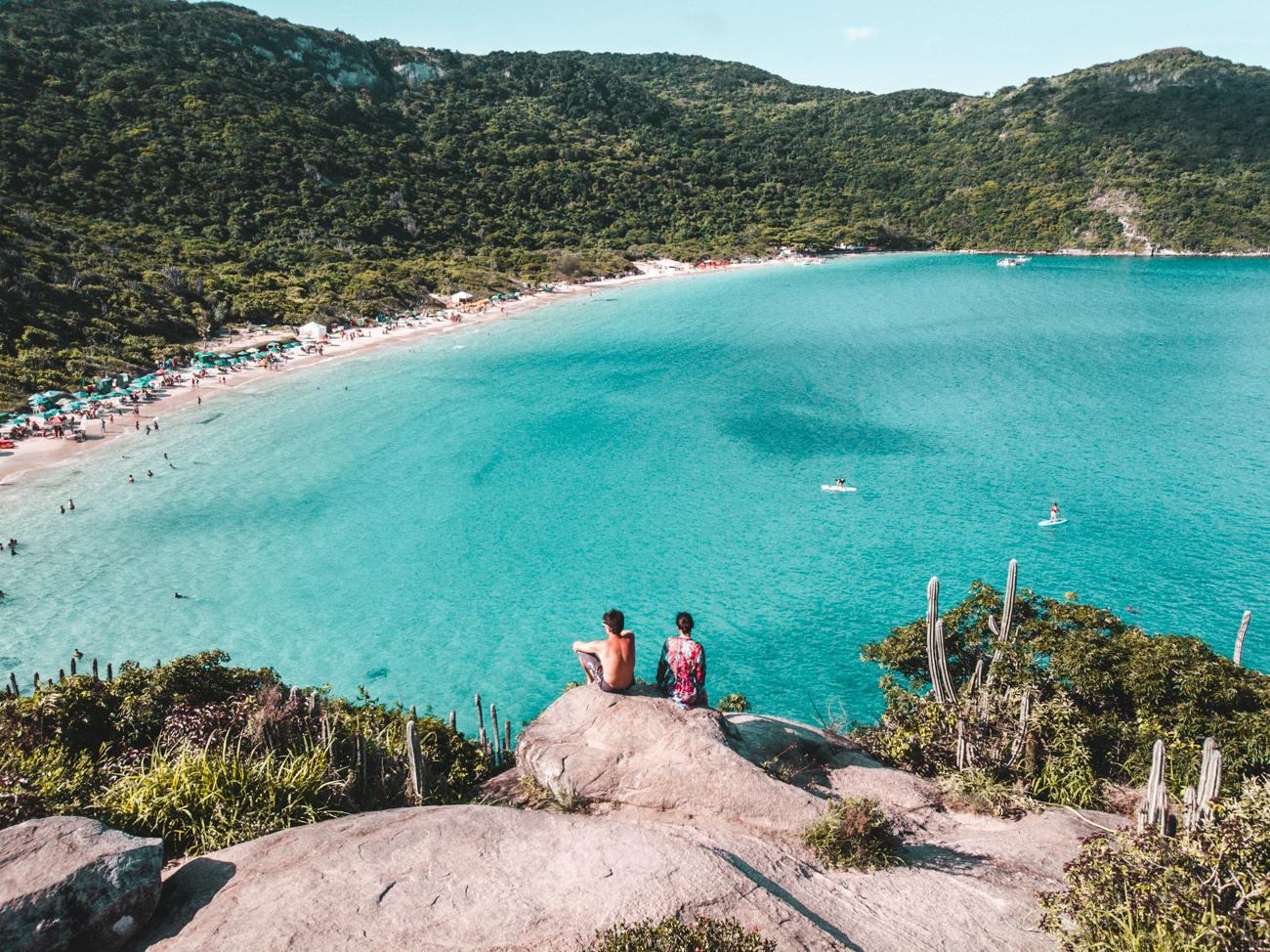 Praia do Forno | Arraial do Cabo