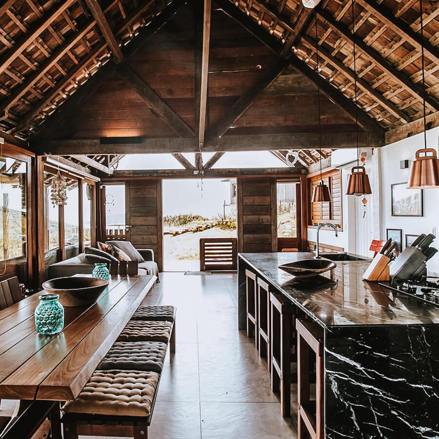 Airbnb em Arraial do Cabo: paraíso do pontal - interior da casa