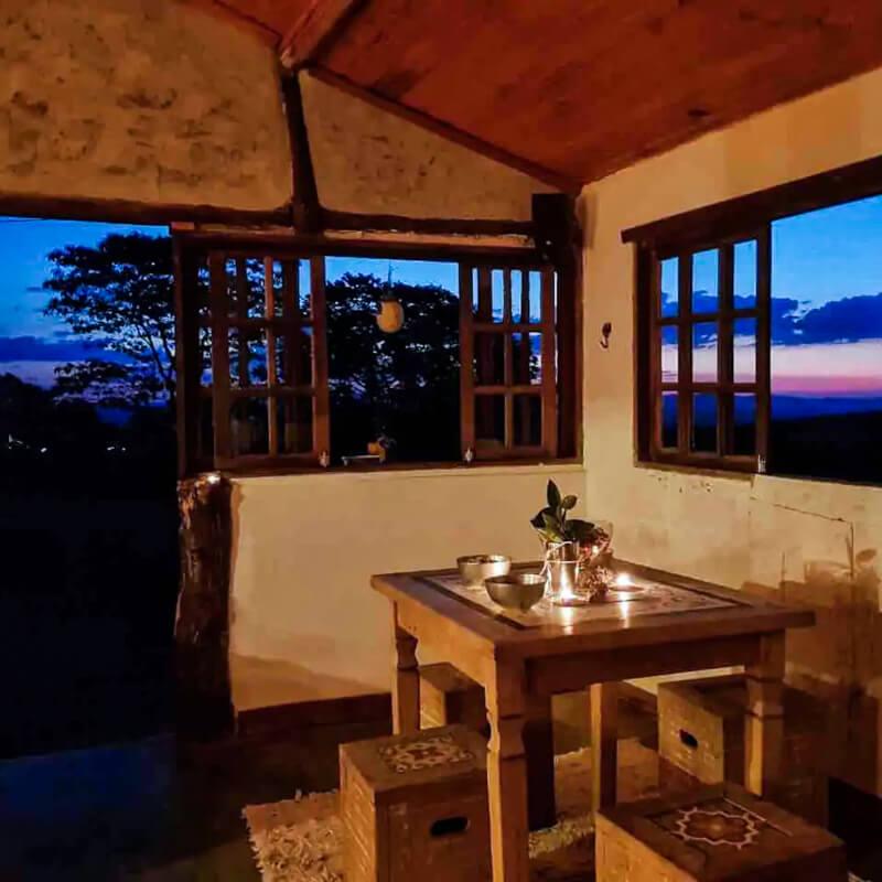 Airbnb Carrancas - sitio natureza e tranquilidade