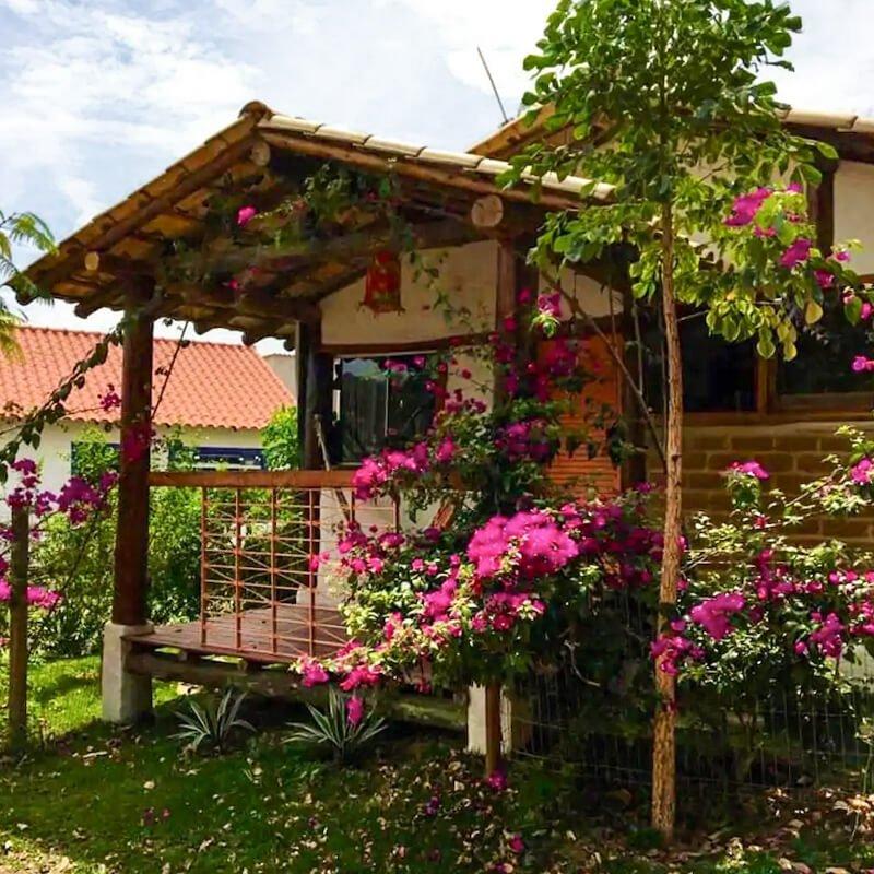 Airbnb em Carrancas: Chalé da Manu