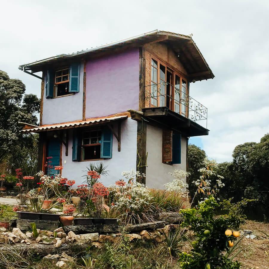 Chalé Mirante das Candeias - Airbnb Carrancas