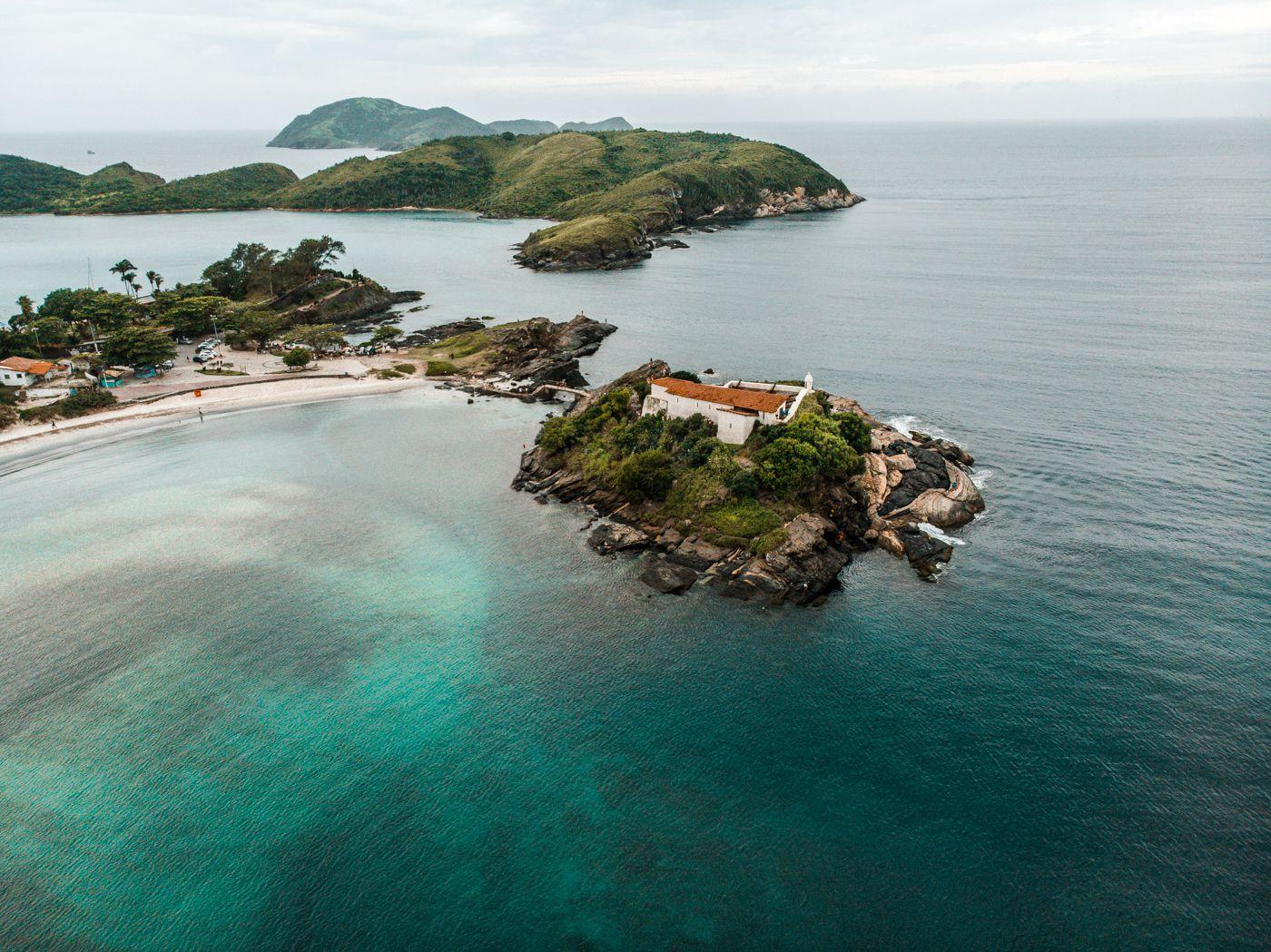 O que fazer em Cabo Frio: Forte de São Matheus, na Praia do Forte