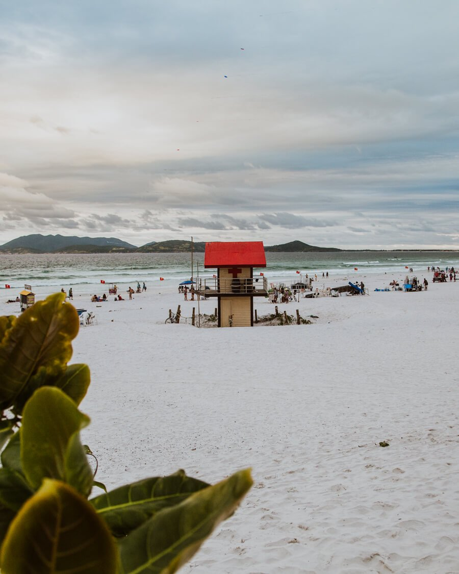 Praia das Dunas, Cabo Frio