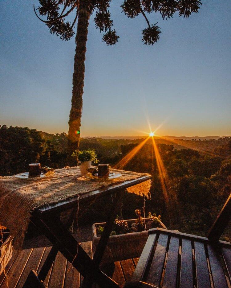 Airbnb Campos do Jordão - chalé