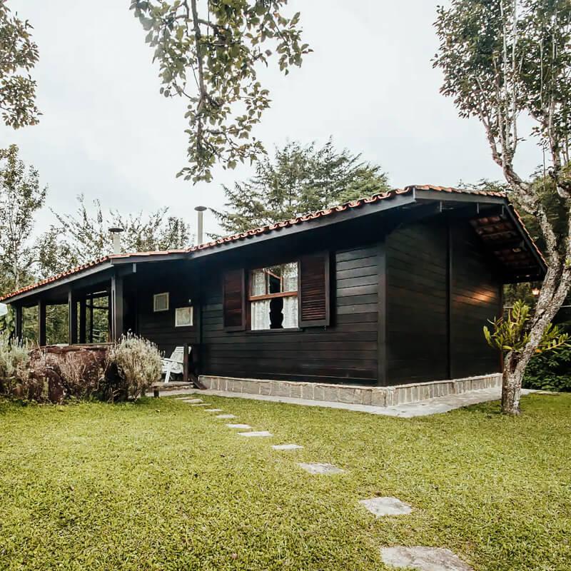 Casa airbnb em Campos do Jordão