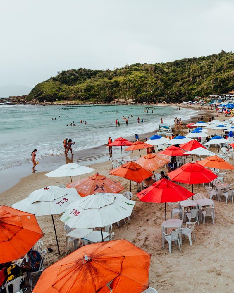 Praia das Conchas - o que fazer em Cabo Frio