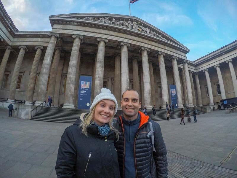 Museu Britãnico de Londres