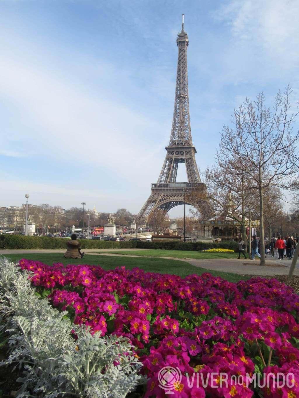 O que fazer em Paris: Jardim do Trocadéro