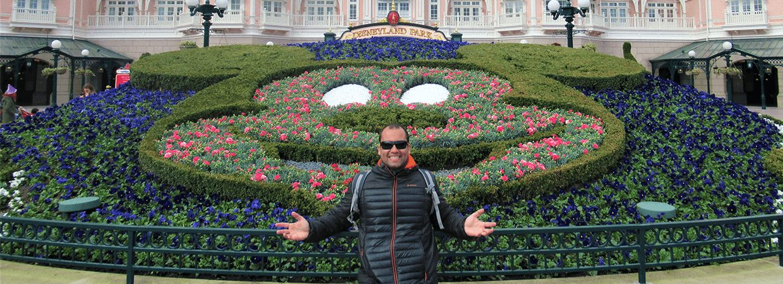 Disneyland Paris Roteiro de 1 dia