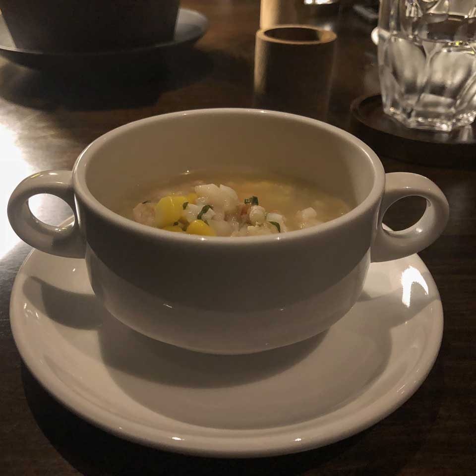 Sopa do Lumbung restaurant no Desa Visesa