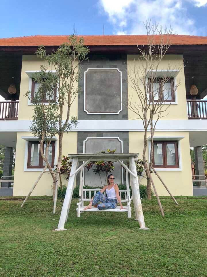 Balanço do UbudOne Villas Bali