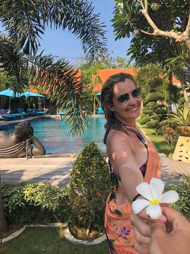 Flor The Palm Grove Villas