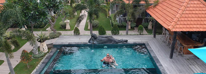 Viver no Mundo The Palm Grove Villas