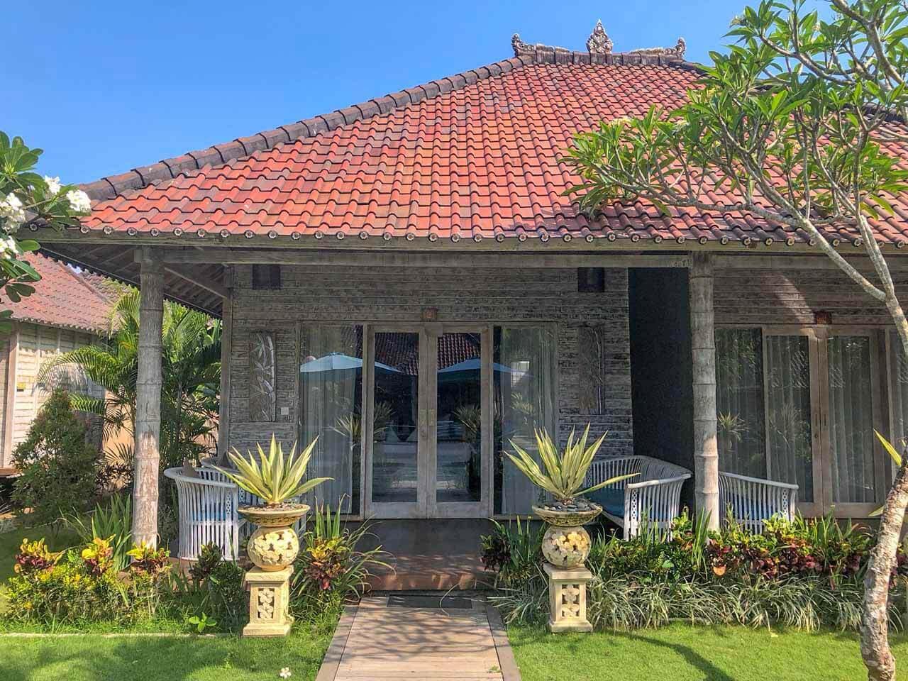 Quarto do The Palm Grove Villas