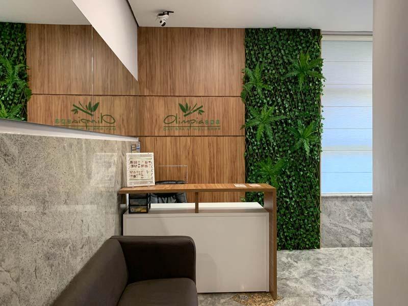 Spa do hotel Blue Tree Premium em SP